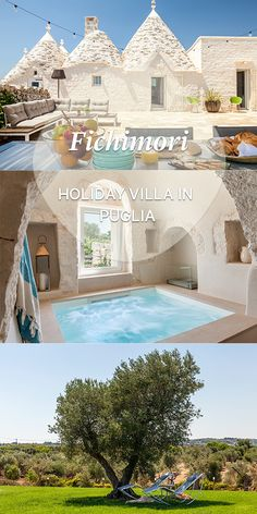 A chic, romantic Puglian retreat with gorgeous pool and spa in the rolling hills of the Valle d'Itria. Available exclusively to rent through The Thinking Traveller.