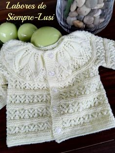 Baby Cardigan Knitting Pattern, Baby Knitting, Knitting Patterns, Knit Crochet, Crochet Hats, Baby Design, Projects, Sweaters, Gifts