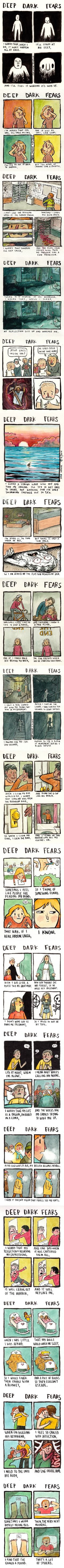 All the Deep Dark Fears Part (3 of 5)