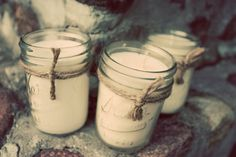 Soy Candles  8 oz Mason Jars  Your Choice by SimpleScentsByKeisha, $25.00