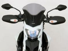 """Duc Shop Tirol - MRA Verkleidungsscheibe Racingscheibe """"R"""" Ducati Hyperstrada ab Bj. 2013 mit ABE"""