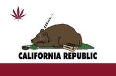 California Bear by apply pressure, via Flickr