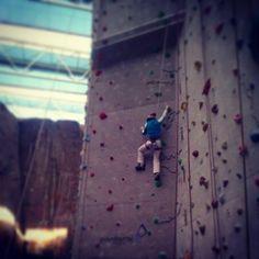 Edinburgh International Climbing Arena