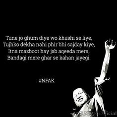 Nfak Quotes, Life Quotes Pictures, Hindi Quotes, Qoutes, Mixed Feelings Quotes, In My Feelings, Urdu Poetry Ghalib, Nfak Lines, Loneliness Quotes