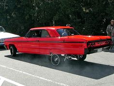 Classic Chevrolet Impala Cars And Lowriders. 64 Impala Lowrider, Impala Car, Chevrolet Impala, My Dream Car, Dream Cars, Lowrider Show, Hydraulic Cars, Old School Cars, Classic Chevrolet