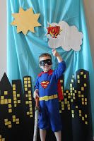 a little of this, a little of that: Superhero {Birthday} Bash
