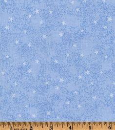 Keepsake Calico™ Cotton Fabric-Blue Star