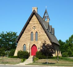 The Church Of The Holy Communion - St. Peter Minnesota.