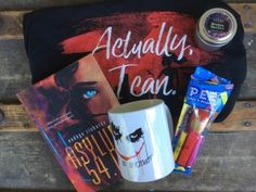 Lit Cube July box review Subscription Boxes, Cube, Addiction, Books, Libros, Book, Book Illustrations, Budget Binder, Libri
