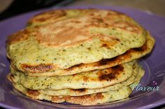 PANCAKES CU BROCCOLI - Flaveur Broccoli, Pancakes, Breakfast, Desserts, Food, Morning Coffee, Tailgate Desserts, Deserts, Essen