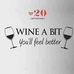 Is it true? Prove it by yourself. Quote of the night!   #on20makassar | on20makassar.com #Bar #Dining #Wine #WineTime