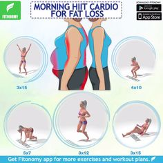 HIIT cardio for fat loss! Tag friends who want to lose fat! Dont forget to Double Tap and SAVE this workout! Weight Loss Challenge, Weight Loss Program, Workout Challenge, Fun Workouts, At Home Workouts, Body Workouts, Cardio For Fat Loss, Flexibility Workout, Hiit