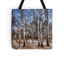 Just Birch Tote Bag