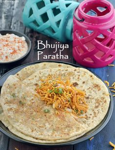 Veggie Recipes, Indian Food Recipes, Vegetarian Recipes, Snack Recipes, Cooking Recipes, Veggie Food, Drink Recipes, Indian Flat Bread, Indian Breads