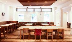 Ron Herman ロンハーマン 『ロンハーマン千駄ヶ谷店』 世界初のロンハーマンのカフェ「RH カフェ」