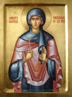 Saint Parascheva / Sf. Parascheva - Ierom. Mihail