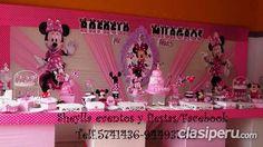 decoracion Minnie coqueta - Buscar con Google