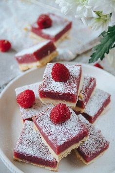 HALLONRUTOR - Baking Recipes, Cookie Recipes, Cookie Cake Pie, Swedish Recipes, Bread Cake, Dessert For Dinner, Different Recipes, No Bake Desserts, Let Them Eat Cake