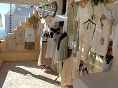 Oia clothing, Santorini