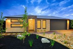 Frenken Display Homes: Cranbourne East - The Buckingham. Check out www.localbuilders.com.au/display_homes_victoria.htm for all display homes in Victoria