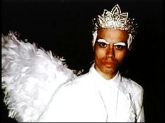 Club Kids :the real Angel Melendez from the book/film party monster Michael Alig, Monster Party, Party Monsters, Youth Culture, Pop Culture, Angel Melendez, Kids Angel Wings, Leigh Bowery, Real Angels