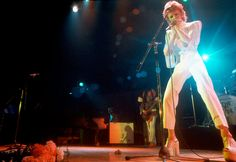 David Bowie estilo legado inspiracion moda Ziggy Stardust / Oh David!