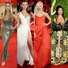 100th Shades: Best looks: British Fashion Awards