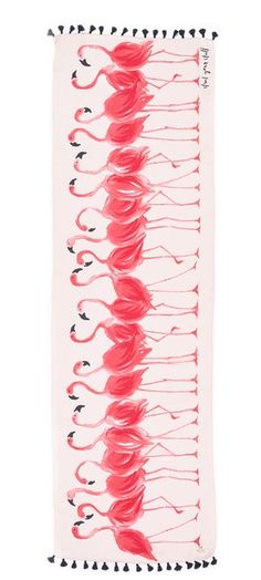 Currently Crushing On: Pink Flamingos!