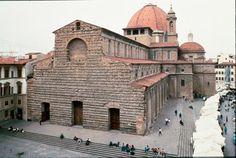 Basilica di San Lorenzo by Michelangelo - HowStuffWorks