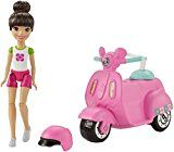 Early Bird Special: Barbie On The Go Vehicle & Doll White & Pnk Outift  Barbie Vehicle Doll White Outift  Expires Apr 12 2018
