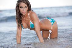 "NPC Bikini Competitor & Fitness Model "" Amber Day"" Talks with SixpackFactory.com"