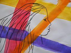 Kindergarten Art Class: ΠΟΡΤΡΑΙΤΑ