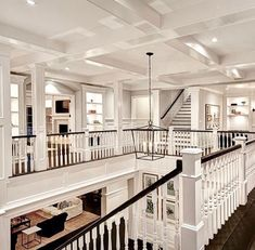 home architecture - home interior design - home design ideas - inspiration for building your own hom Dream Home Design, Home Interior Design, My Dream Home, Interior Stairs, Mansion Interior, Dream House Interior, Interior Ideas, Exterior Design, Mansion Bedroom