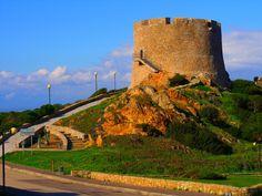 La grande torre spagnola  Santa Teresa Gallura, Sardegna   #TuscanyAgriturismoGiratola Santa Teresa, Corsica, Monument Valley, Grande, Villa, Nature, Travel, World, Rook