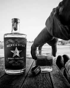 Awesome new Whiskey by Texas Silver Star Whiskey. #TexasSilverStar