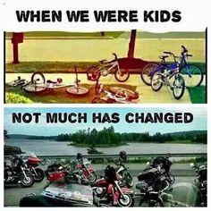 No. 26 - When We Were Kids...