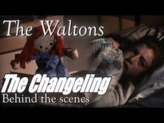 The Waltons - The Changeling episode - behind the scenes with Judy Norton - YouTube