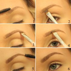 Get perfect natural looking eyebrows