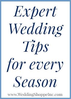 Expert wedding planning tips, ideas, and trends for every season! Get inspired!