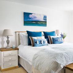 Gemütliches Schlafzimmer Küsten Wohnideen Living Ideas