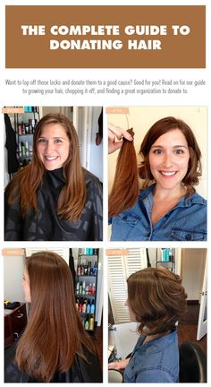 When my daughter recently decided to cut her very long hair it how to donate hair and hair donation organizations pmusecretfo Image collections
