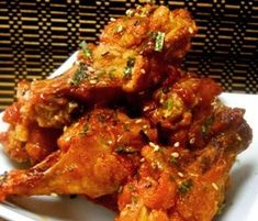 wings the ultimate extra crispy double fried confit buffalo wings the ...