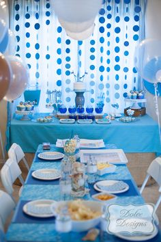 Ocean Theme Party for Kids