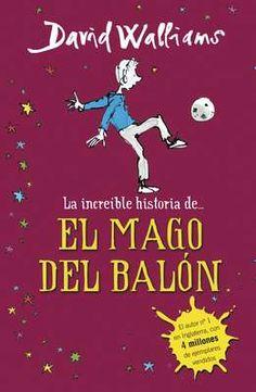 """""""La increíble historia de… el mago del balón"""" es un libro infantil de David Williams que nos cuenta la vida de Dennis. Una historia divertida que te conmoverá. El es un chico """"normal"""", por decirlo de alguna manera, algo tímido y con dificultades para socializar. Darvesh es su único amigo. Pero todo cambia cuando los pies de Dennis tocan un balón ¡El mundo se rinde a sus pies! Ahora si, con un balón, el despierta todo su potencial en este deporte y se convierte en una estrella del futbol."""