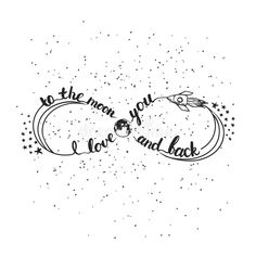 Image result for love you to the moon and back tattoo Fake Tattoos, Skull Tattoos, Couple Tattoos, New Tattoos, To The Moon And Back Tattoo, I Love You To The Moon And Back, Back Tats, Back Drawing, Love Yourself Tattoo