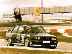 M3 Bmw E30 M3, Vintage Race Car, Bmw Cars, Cars Motorcycles, Touring, Race Cars, Garage, Racing, Classic