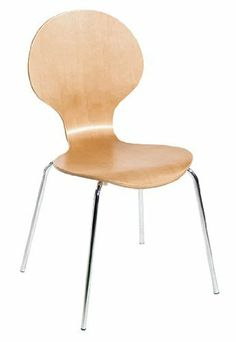 Ant Stacking Chair by Zuo Modern. $299.00. Despite its minimalist and svelte form, the Ant chair is extremely comfortable due to its shell design while achieving a beauty and elegance which has made Ant stacking chair one of his best-known designs. Lets take wood to another level. Workspace or home space, this contemporary and classic design is crafted from one continuous piece of laminated wood shell, contoured for maximum comfort. Seat connected to chromed tubular steel base. ...