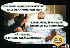Vicces képek  #humor #vicces #vicceskep #vicceskepek #humoros #vicc #humorosvideo #viccesoldal #poen #bikuci Vape, Good Things, Funny Things, Jokes, Lol, Tik Tok, Stupid, Fantasy, Animals