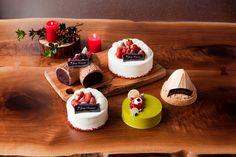 Festive season offerings in Andaz Hyatt Tokyo Christmas Cakes