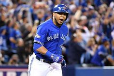 Report: Jays still interested in Encarnacion. share if you like this Toronto Blue Jays, Latest Sports News, Athletic Women, Little Man, Be Still, Athlete, Baseball Cards